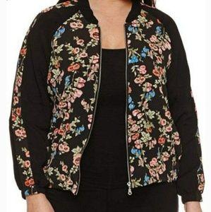 Alyx 2X Floral Bomber Jacket